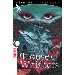 HOUSE OF WHISPERS TP VOL 1 THE POWER DIVIDED