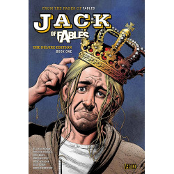 JACK OF FABLES DELUXE HC BOOK 1