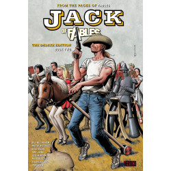 JACK OF FABLES DELUXE HC BOOK 2