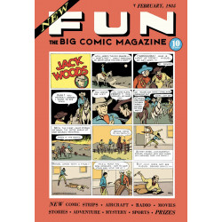 FAMOUS FIRST EDITION NEW FUN 1 HC