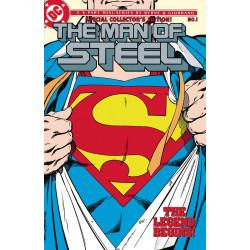 SUPERMAN MAN OF STEEL OMNIBUS BY JOHN BYRNE HC VOL 1