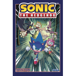 SONIC THE HEDGEHOG TP VOL 4 INFECTION