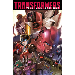 TRANSFORMERS TILL ALL ARE ONE TP VOL 1