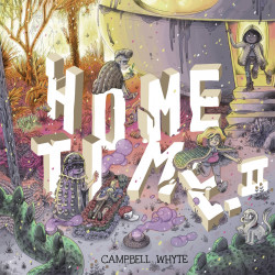 HOME TIME HC VOL 2 BEYOND THE WEAVING