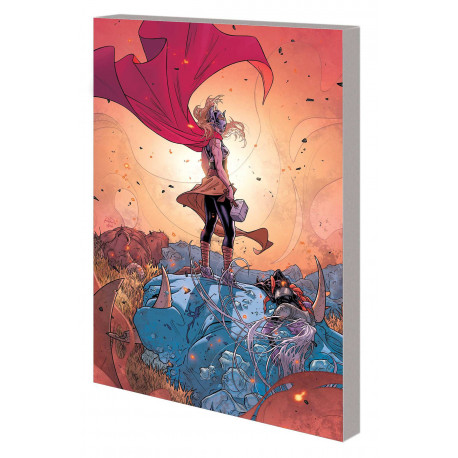 THOR BY JASON AARON COMPLETE COLLECTION TP VOL 2