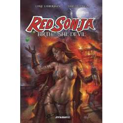 RED SONJA BIRTH OF SHE DEVIL TP