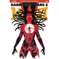 HARBINGER DLX HC VOL 2