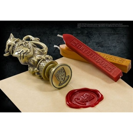 GRYFFINDOR HARRY POTTER WAX SEAL
