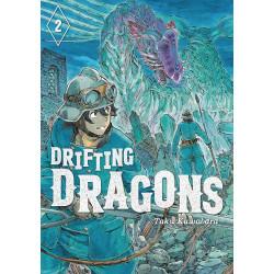 DRIFTING DRAGONS GN VOL 2
