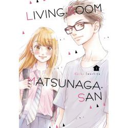 LIVING ROOM MATSUNAGA SAN GN VOL 1