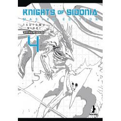 KNIGHTS OF SIDONIA MASTER ED GN VOL 4
