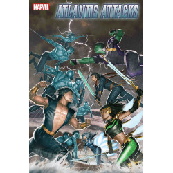 ATLANTIS ATTACKS 1