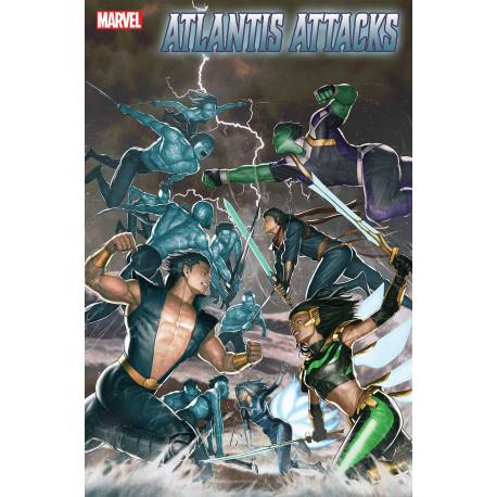 ATLANTIS ATTACKS 1