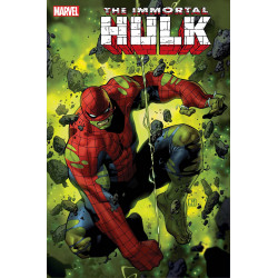 IMMORTAL HULK GREAT POWER 1