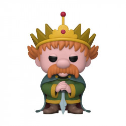 KING ZOG DISENCHANTMENT POP! ANIMATION VINYL FIGURE