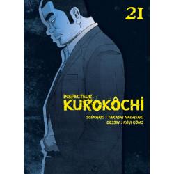 INSPECTEUR KUROKOCHI - TOME 21 - VOL21