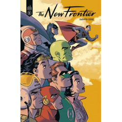 DC BLACK LABEL - DC THE NEW FRONTIER