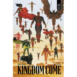 DC BLACK LABEL - KINGDOM COME -- NOUVELLE EDITION