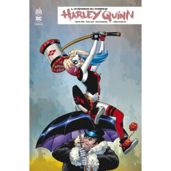 DC REBIRTH - HARLEY QUINN REBIRTH TOME 6