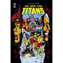 DC ESSENTIELS - NEW TEEN TITANS TOME 2