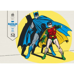 URBAN STRIPS - BATMAN THE DAILIES TOME 1