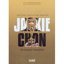COFFRET JACKIE CHAN - NE JAMAIS GRANDIR (EDITION COLLECTOR)