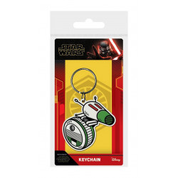 D-O STAR WARS EPISODE IX KEYCHAIN