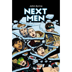 NEXT MEN - INTEGRALE VOLUME 1