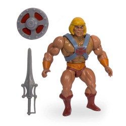 HE-MAN JAPANESE BOX MASTERS OF THE UNIVERSE SERIE 4 VINTAGE COLLECTION ACTION FIGURE