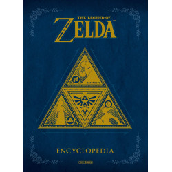 LEGEND OF ZELDA - ENCYCLOPEDIE