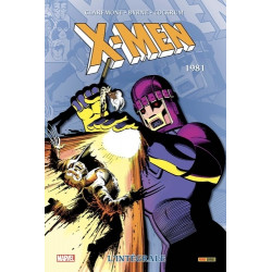 X-MEN: L'INTEGRALE T05 (1981) NED