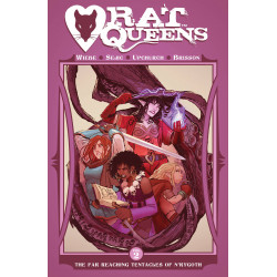 RAT QUEENS TP VOL 2 FAR REACHING TENTACLES OF NRYGOTH