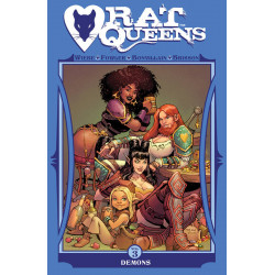 RAT QUEENS TP VOL 3 DEMONS