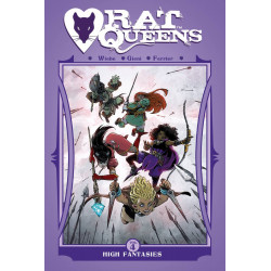 RAT QUEENS TP VOL 4 HIGH FANTASIES