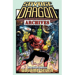 SAVAGE DRAGON ARCHIVES TP VOL 7