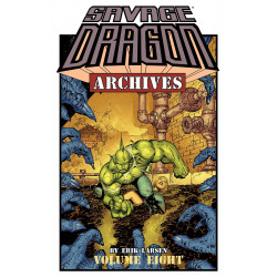 SAVAGE DRAGON ARCHIVES TP VOL 8