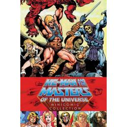 HE-MAN MASTERS OF UNIVERSE HC MINICOMIC COLL