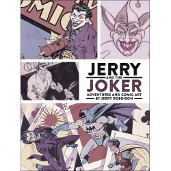 JERRY JOKER ADVENTURES COMIC ART HC