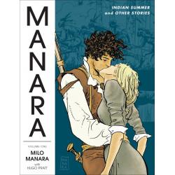 MANARA LIBRARY TP VOL 1 INDIAN SUMMER