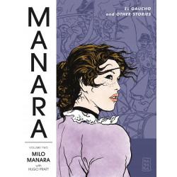 MANARA LIBRARY TP VOL 2 EL GAUCHO OTHER STORIES