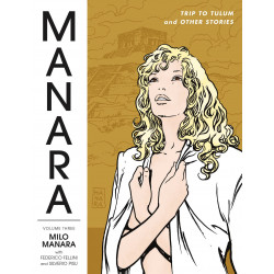 MANARA LIBRARY TP VOL 3 TRIP TO TULUM AND OTHER STORIES