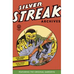 SILVER STREAK ARCHIVES ORIGINAL DAREDEVIL HC VOL 1