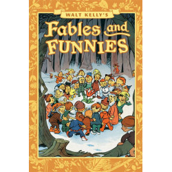 WALT KELLYS FABLES AND FUNNIES HC