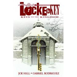 LOCKE KEY HC VOL 4 KEYS TO THE KINGDOM