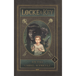 LOCKE KEY MASTER EDITION HC VOL 1