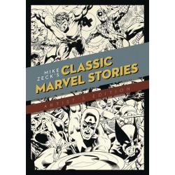 MIKE ZECK CLASSIC MARVEL STORIES ARTIST ED HC