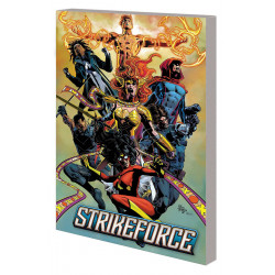 STRIKEFORCE TP VOL 1
