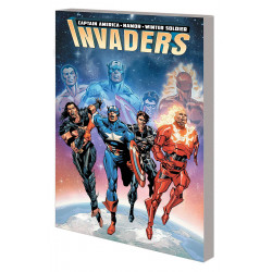 INVADERS TP VOL 2 DEAD IN THE WATER