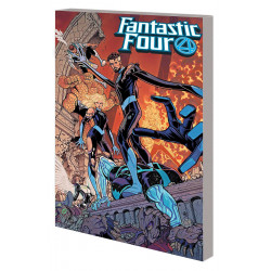 FANTASTIC FOUR TP VOL 4 POINT OF ORIGIN