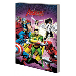 LEGENDS OF MARVEL TP AVENGERS